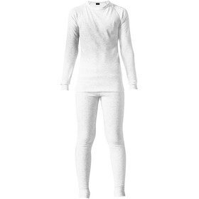 Maier Sports Kim Baselayer Set Kids, white
